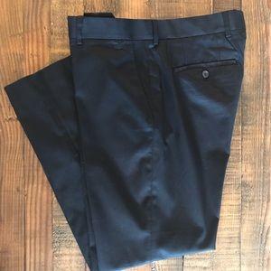 Men's Express Producer Dress Pants - Black 33x30